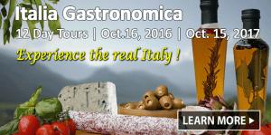 Italia Gastronomica Tours