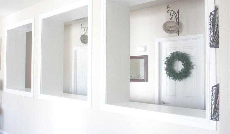 Framing Interior Cutouts