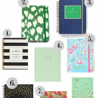 8 Stylish and Beautiful Planners for Back to School