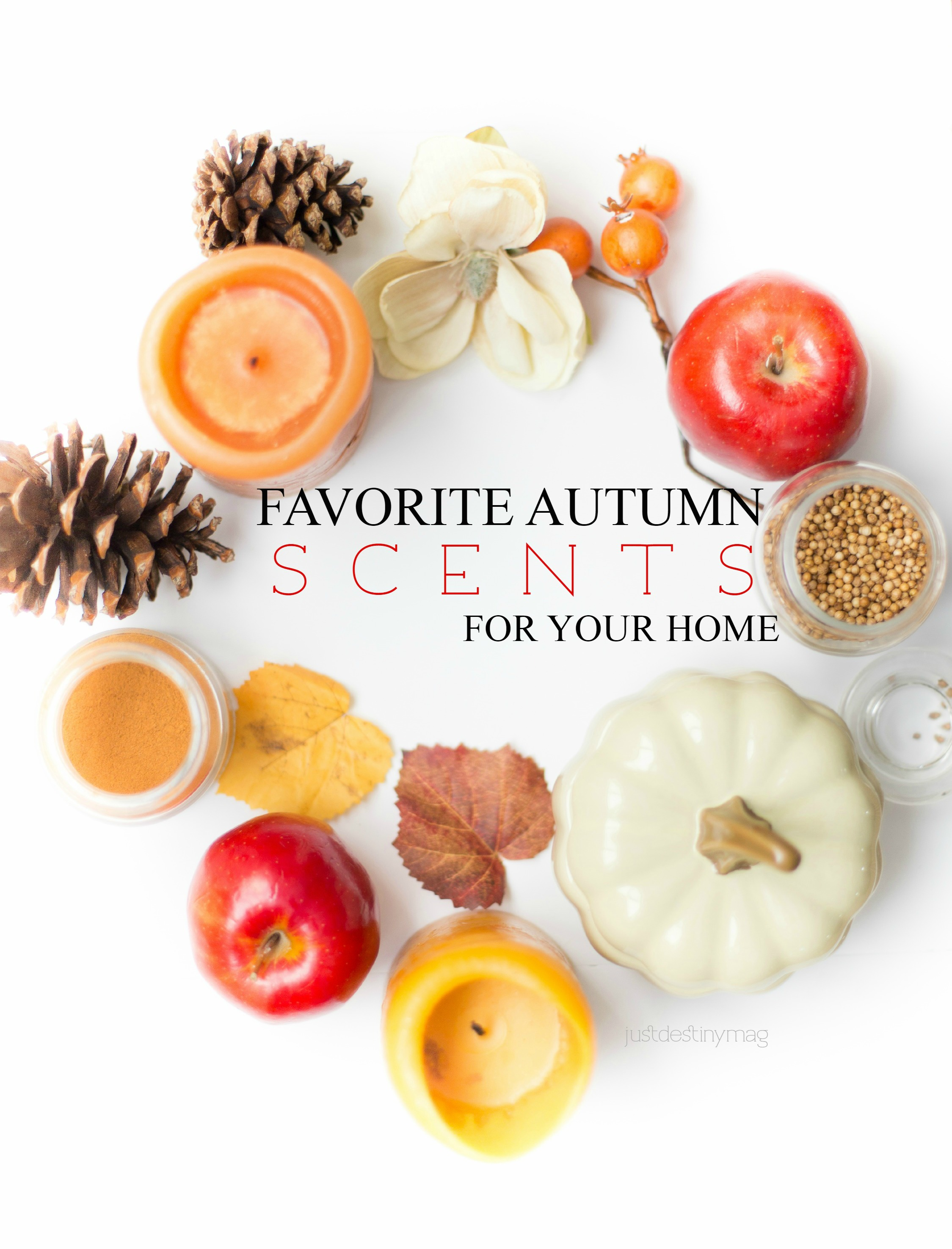 Favorite Scents For Your Home