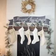 Christmas Banner Printable_-2