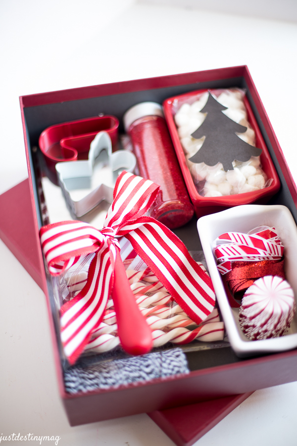 Easy diy christmas gifts just destiny for Simple diy christmas gifts