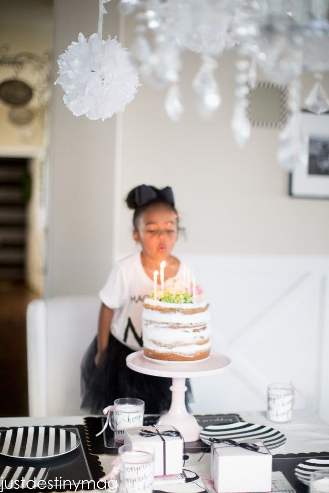 Blowing out the Candles - Just Destiny Mag