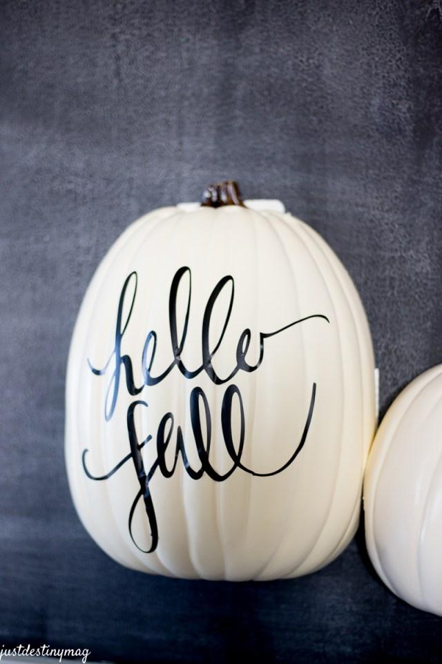 DIY Hanging Half Pumpkin Craft_-8