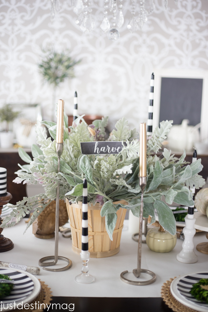 Thanksgiving Table Ideas - Just Destiny Mag-11