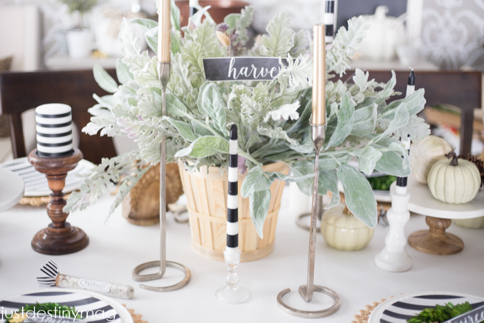 Thanksgiving Table Ideas - Just Destiny Mag-12