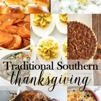 Traditional Southern Thanksgiving Menu