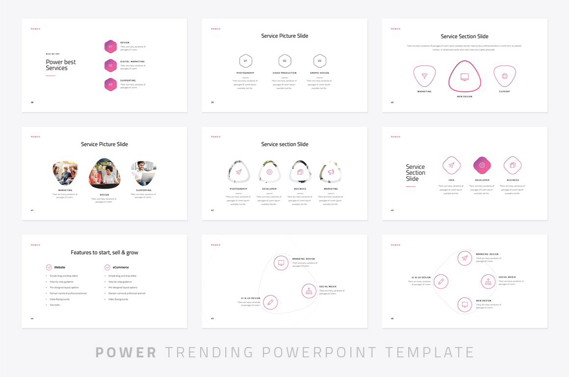 february powerpoint templates