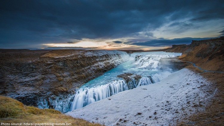 Fall Mountain Wallpaper Interesting Facts About Gullfoss Just Fun Facts