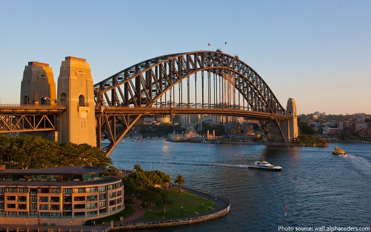 High Resolution Fall Wallpaper Interesting Facts About The Sydney Harbour Bridge Just