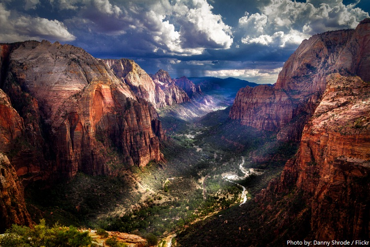 Fall Sunrise Wallpaper Interesting Facts About Zion National Park Just Fun Facts