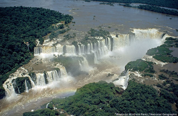 Blue Nile Falls Wallpaper Interesting Facts About Brazil Just Fun Facts