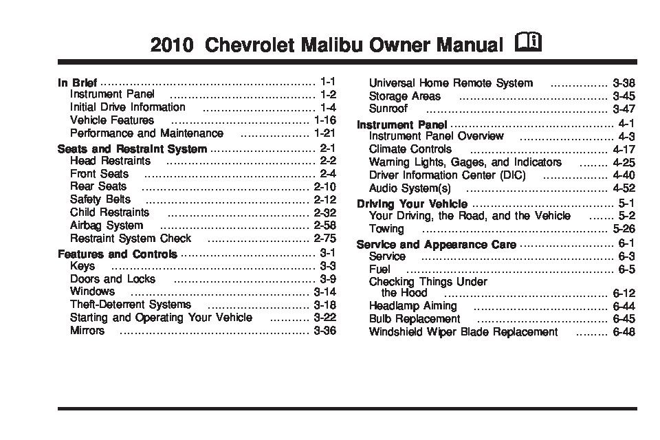 2010 Chevy Malibu 2 4 Labeled Engine Diagram Wiring Schematic Diagram