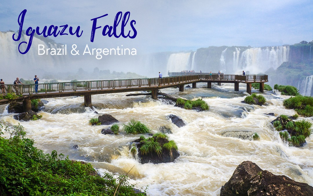 Wallpaper Falling Water The Ultimate Guide To Iguazu Falls Both Sides Just