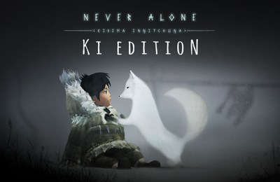 Never Alone  Featured