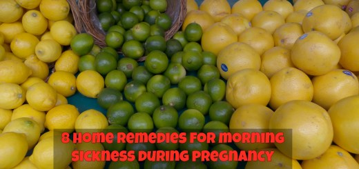 how to get rid of pregnancy morning sickness