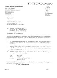 I. Child Support Enforcement Case 21