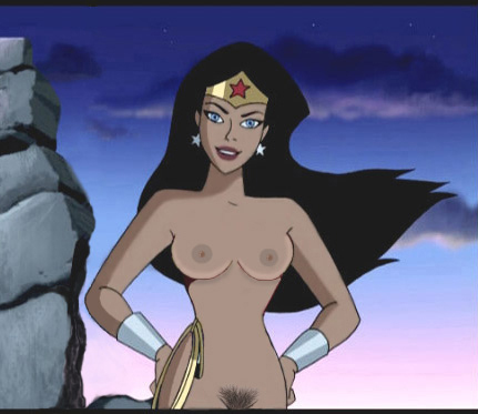 justice league black canary naked