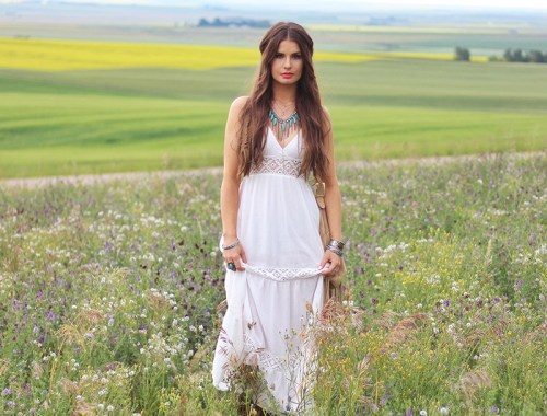 What to Wear to   The 2016 Calgary Stampede // JustineCelina.com