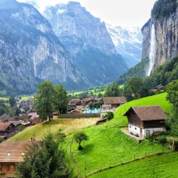 9 Days in Switzerland – Part 4: Lauterbrunnen and the Berner Oberland