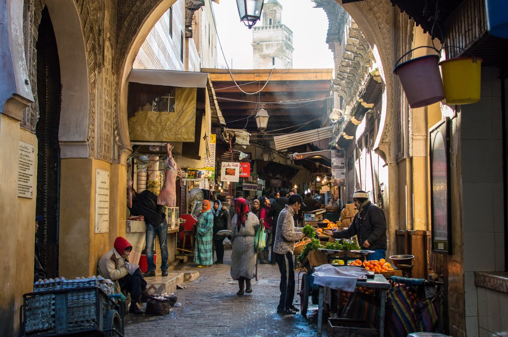 old fes morocco