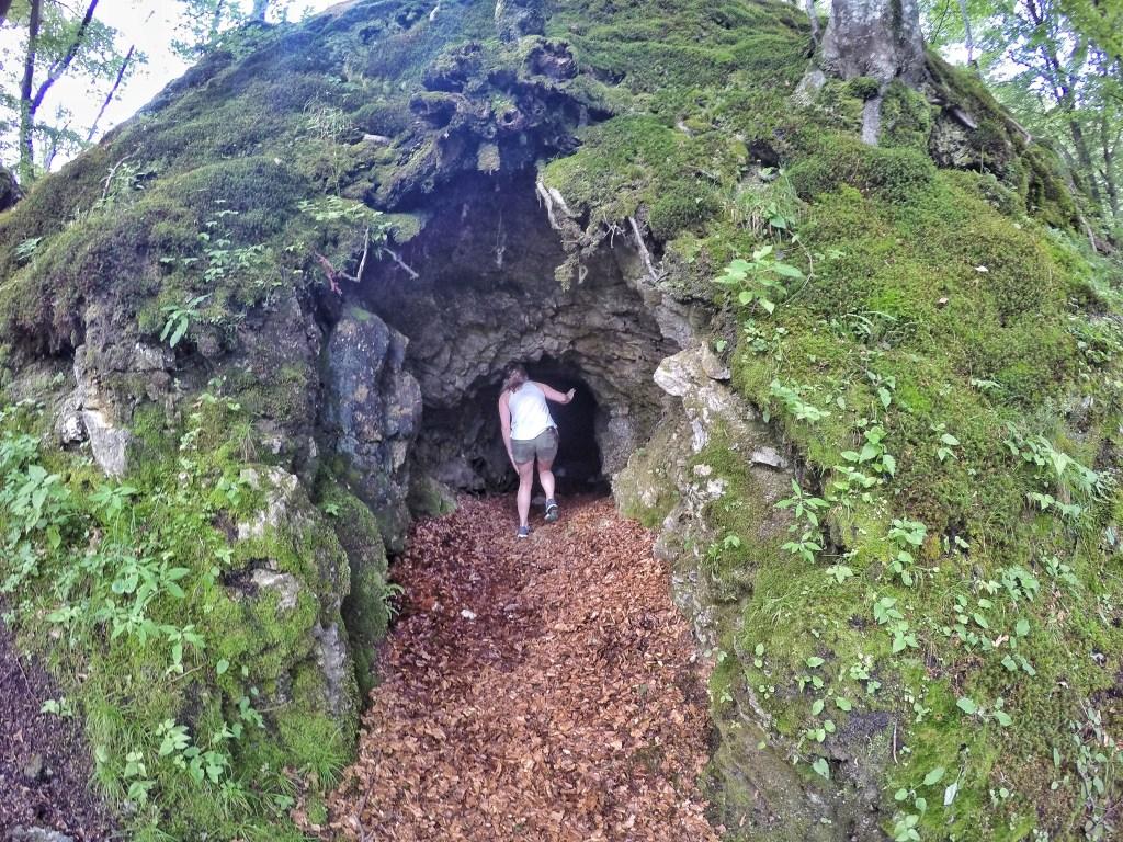 Kobarid Cave