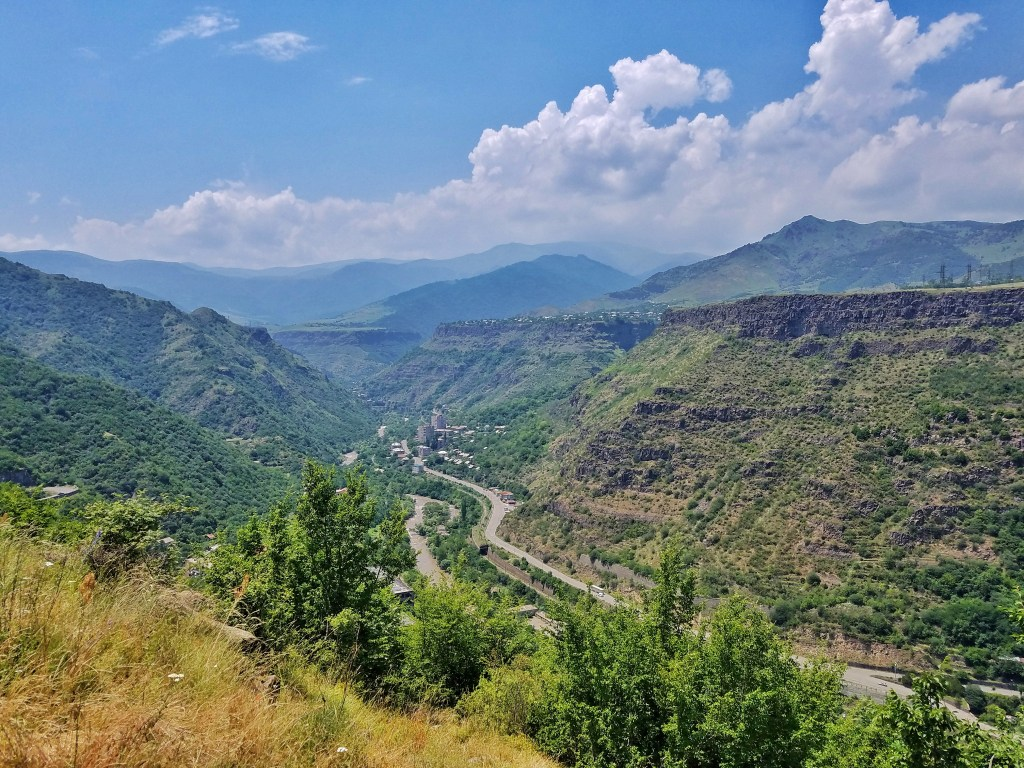 debed canyon armenia