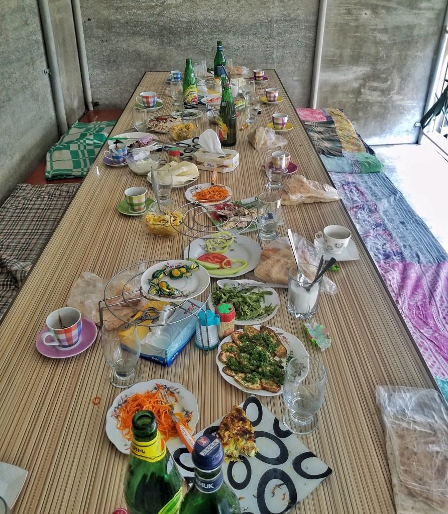 armenian lunch