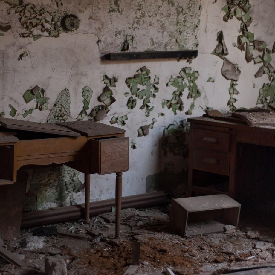 Prison Desks