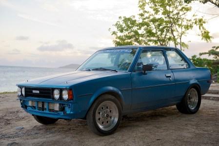 1980 Toyota Corolla Coupe