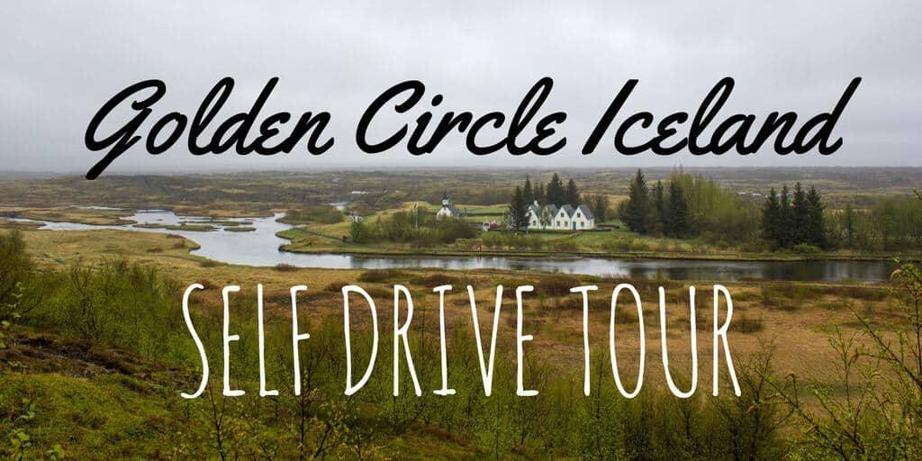 Golden Circle Self Drive Tour Iceland