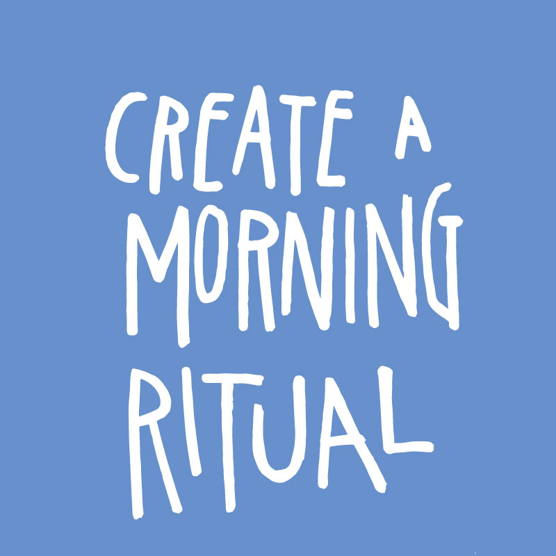 create-a-morning-ritual