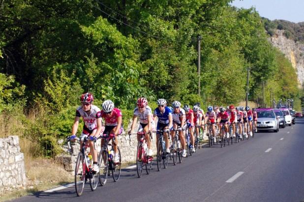 سباق الدراجات الفرنسية