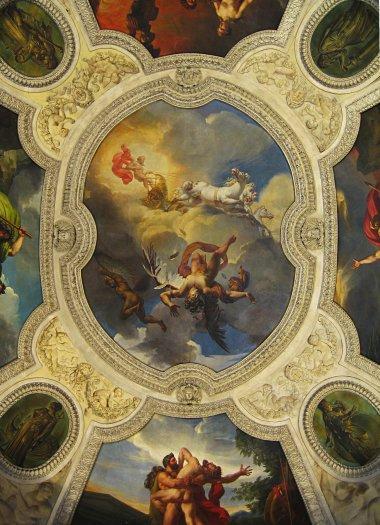 Les Plafonds Du Louvre Justinsomnia