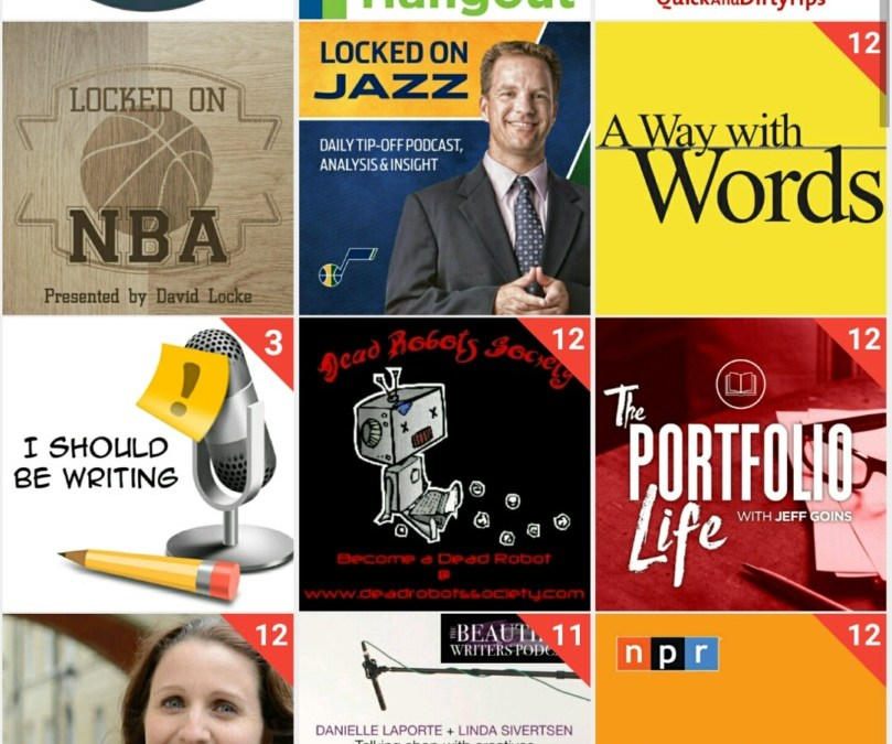 Writing Podcasts for Writers