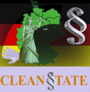 Gehorchen und Strammstehen vor dem Regime war schon immer die Devise der deutsch-deutschen Justiz. Warum regen die sich eigentlich über Polen so auf?