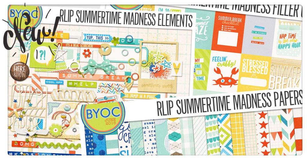 New! June BYOC – Summertime Madness