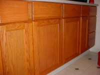 Kitchen Cabinets Re-Staining Service | No Need To Waste ...