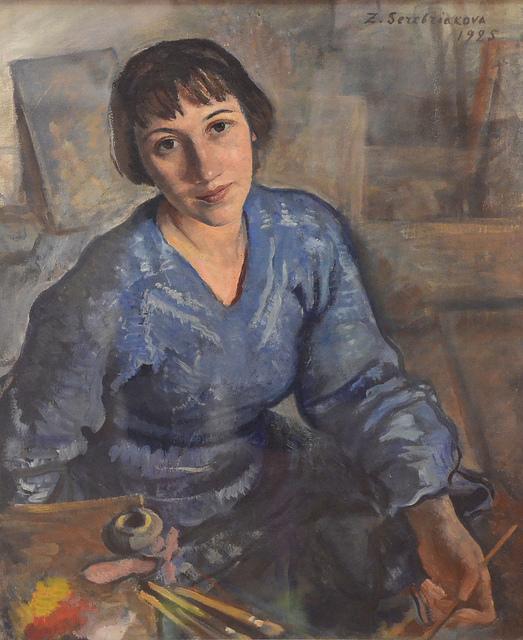 Zinaida Serebriakova 2 The Magpies39 Nest