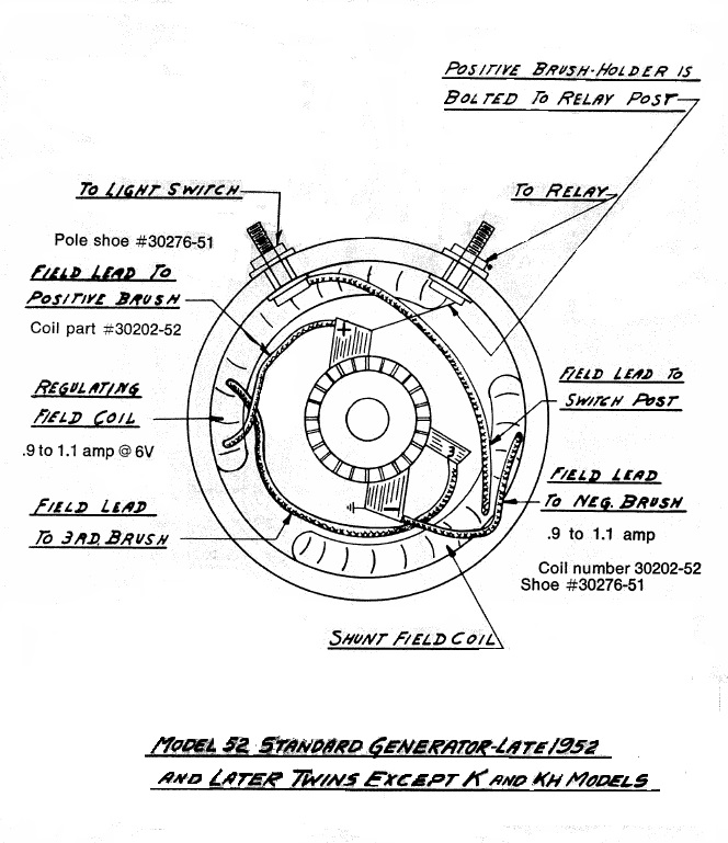 6 volt wiring diagram farmall cub 1957