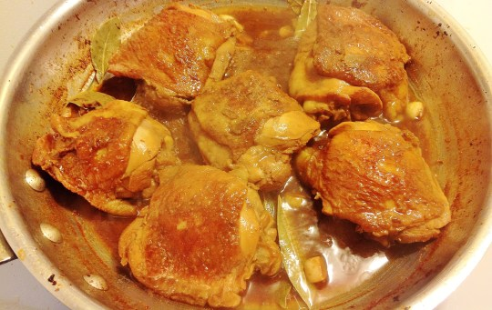 Filipino Adobo Chicken Recipe