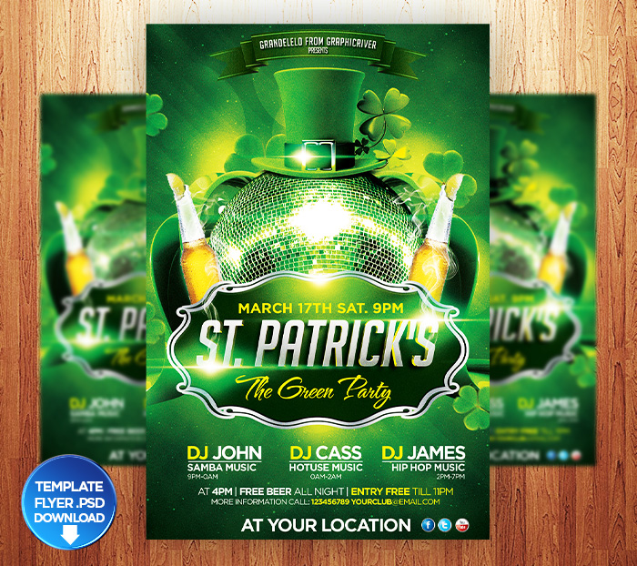 Flyer Design Inspiration Twelve Months Of Flyer Designs Ideas - create club flyer online free