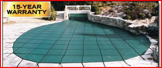 Using Pool Covers for Safety & Maintenance