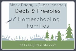 Cyber Monday Deals & Freebies