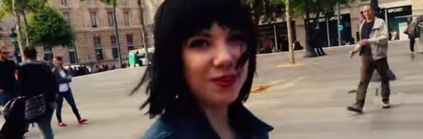 carly rae jepsen run away with me music video