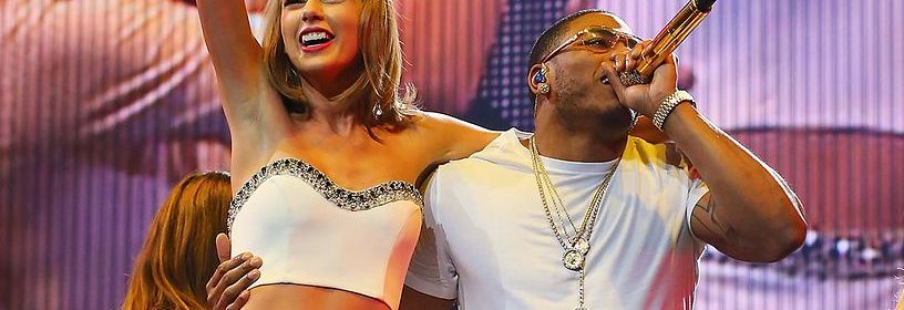 taylor swift nelly perform dilemma at karlie kloss's birthday party
