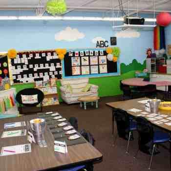 Classroom Reveal 2016-2017