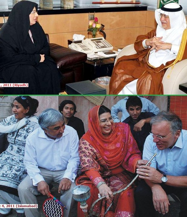 dual personality of Firdaus Ashiq Awan