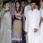 hina rabbani khar in ajmer sharif
