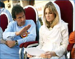 imran khan gambles with wife's brother